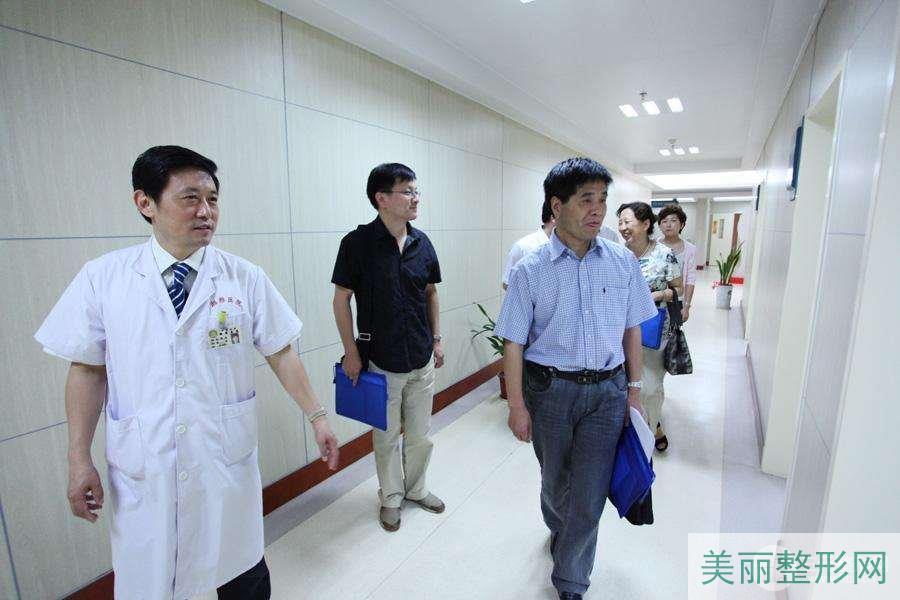 湘雅三医院整形科医生团队