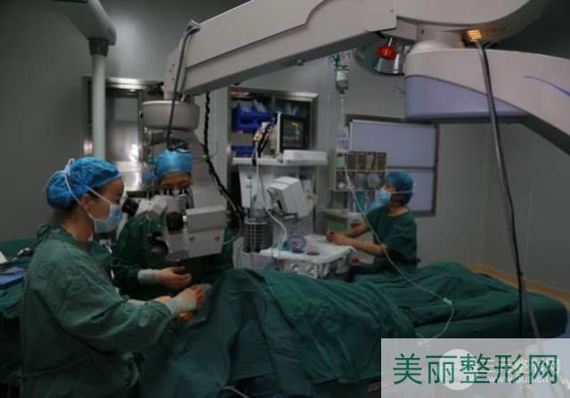 绵阳中心医院整形科手术室