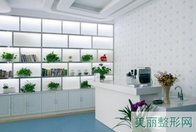 郑州美艺整形的医院环境