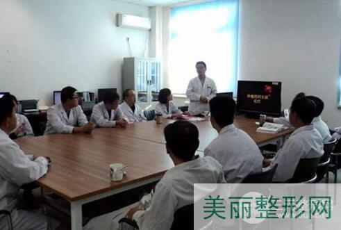 郑州华山医院整形美容中心的医生介绍
