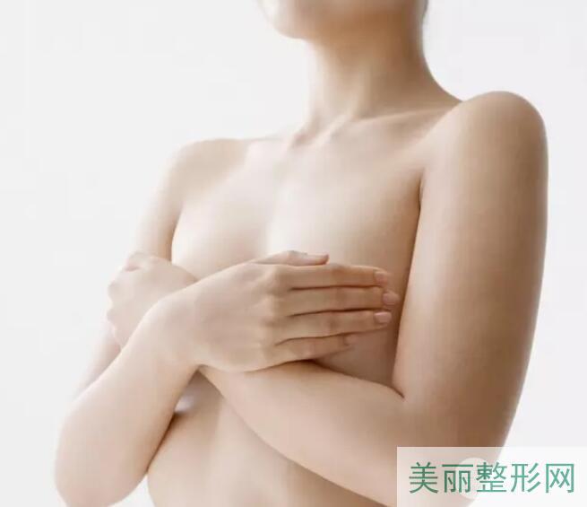 胸部下垂整形多少钱?对人体有影响吗?